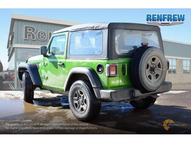 2019 Jeep Wrangler Sport (Stk: K160) in Renfrew - Image 4 of 20