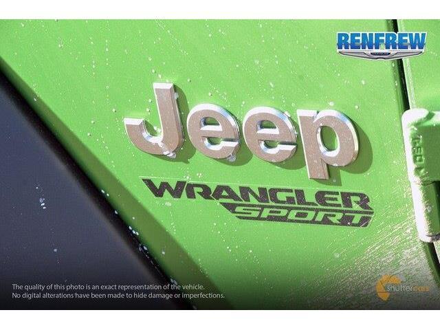 2019 Jeep Wrangler Sport (Stk: K160) in Renfrew - Image 6 of 20