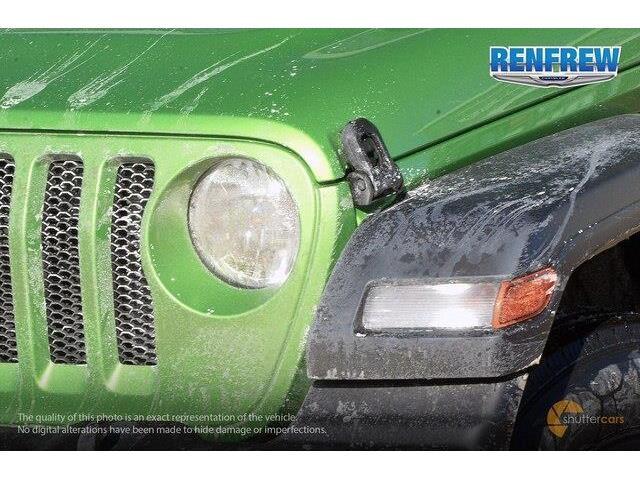 2019 Jeep Wrangler Sport (Stk: K160) in Renfrew - Image 7 of 20