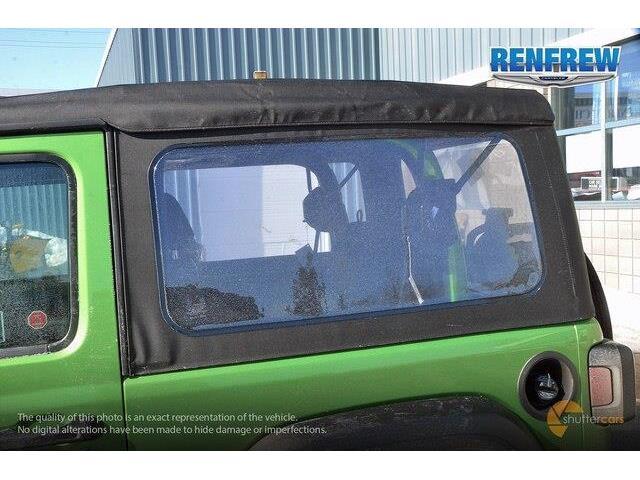 2019 Jeep Wrangler Sport (Stk: K160) in Renfrew - Image 8 of 20