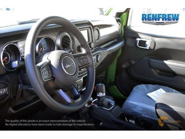 2019 Jeep Wrangler Sport (Stk: K160) in Renfrew - Image 10 of 20