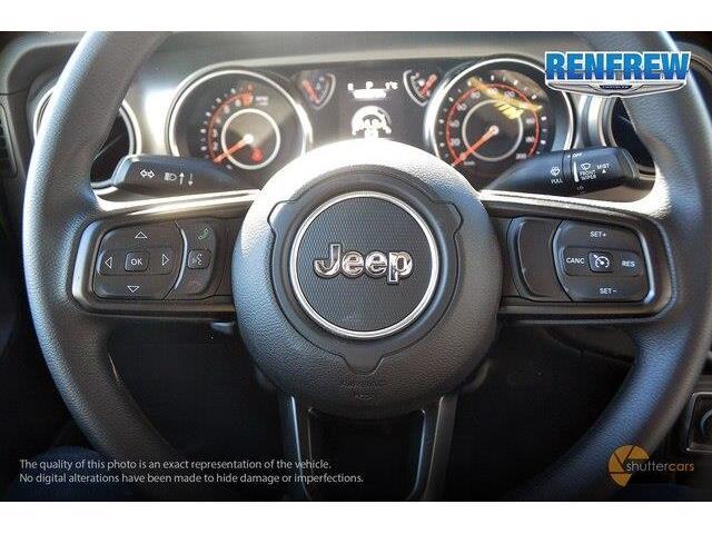 2019 Jeep Wrangler Sport (Stk: K160) in Renfrew - Image 12 of 20