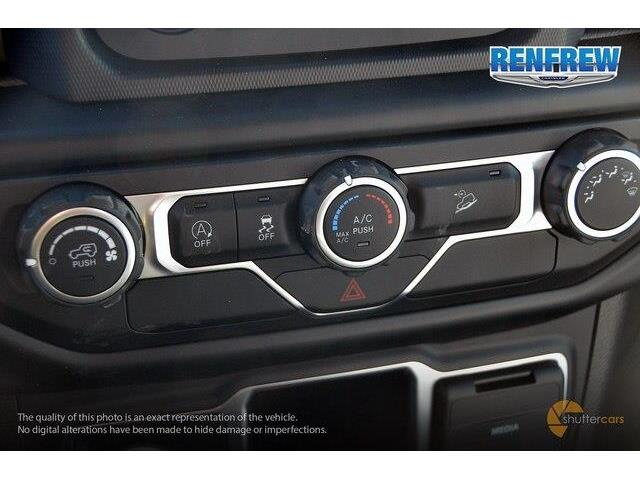 2019 Jeep Wrangler Sport (Stk: K160) in Renfrew - Image 17 of 20