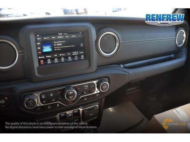 2019 Jeep Wrangler Unlimited Sahara (Stk: K181) in Renfrew - Image 13 of 20
