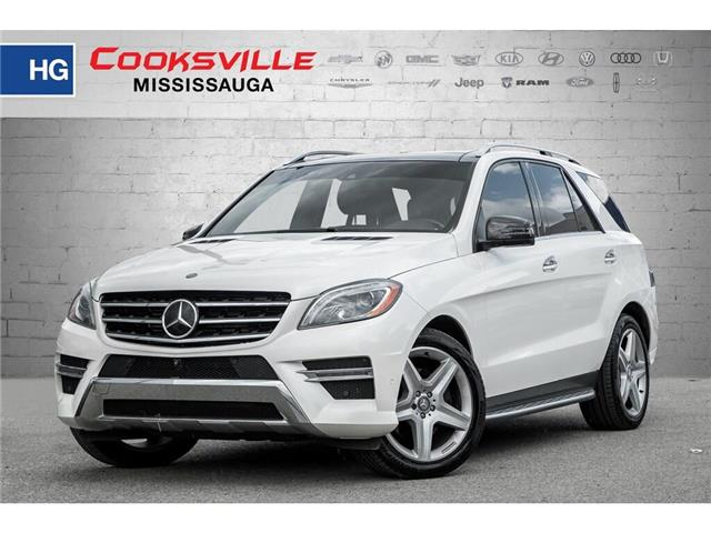 2015 Mercedes-Benz M-Class Base (Stk: H7948P) in Mississauga - Image 1 of 22