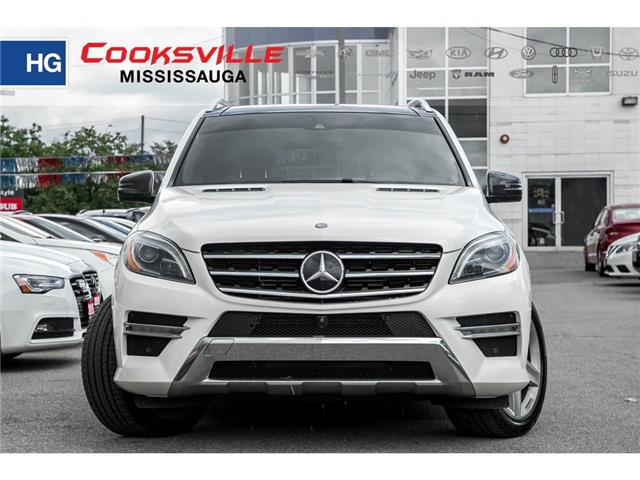 2015 Mercedes-Benz M-Class Base (Stk: H7948P) in Mississauga - Image 2 of 22