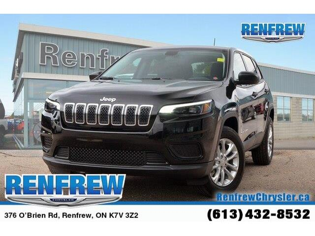 2019 Jeep Cherokee Sport (Stk: K015) in Renfrew - Image 1 of 20