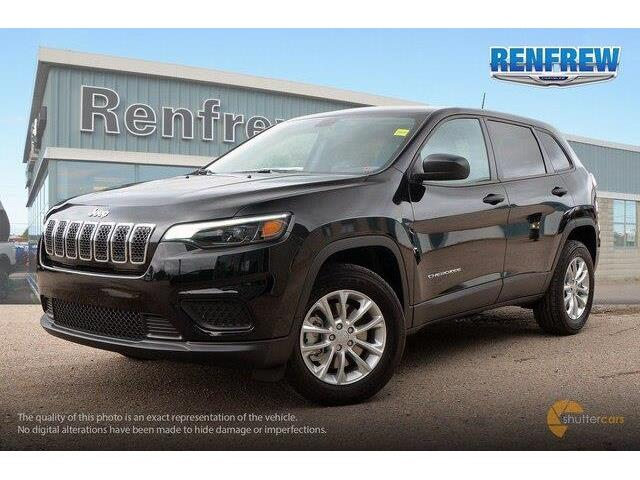 2019 Jeep Cherokee Sport (Stk: K015) in Renfrew - Image 2 of 20