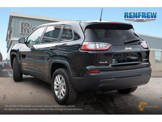 2019 Jeep Cherokee Sport (Stk: K015) in Renfrew - Image 4 of 20