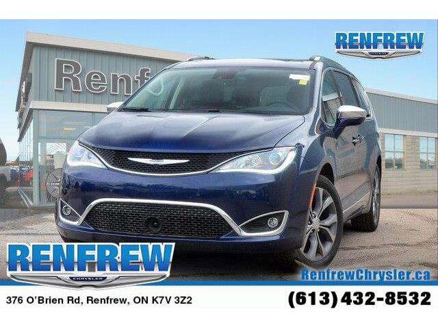 2019 Chrysler Pacifica Limited (Stk: K216) in Renfrew - Image 1 of 20