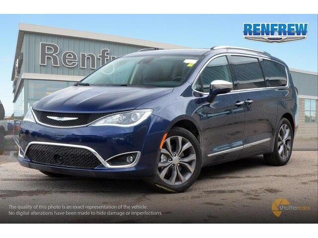 2019 Chrysler Pacifica Limited (Stk: K216) in Renfrew - Image 2 of 20