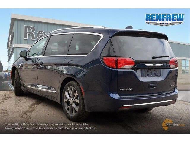 2019 Chrysler Pacifica Limited (Stk: K216) in Renfrew - Image 4 of 20