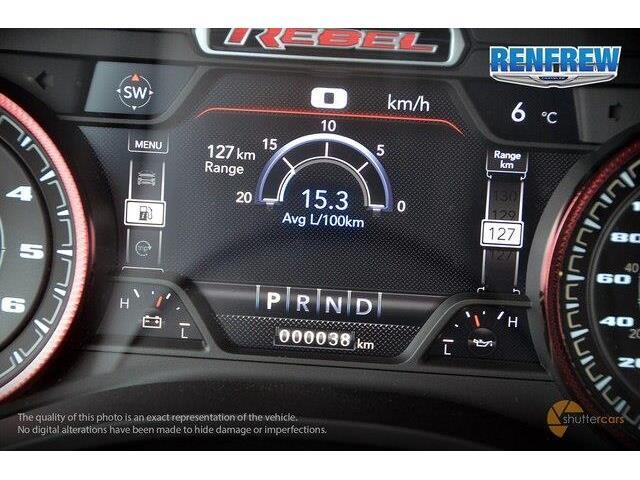 2019 RAM 1500 Sport/Rebel (Stk: K207) in Renfrew - Image 13 of 20