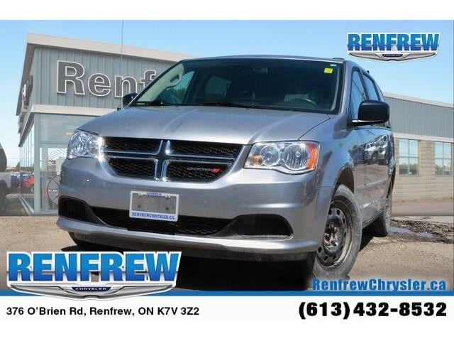2016 Dodge Grand Caravan SE/SXT (Stk: K033A) in Renfrew - Image 1 of 20
