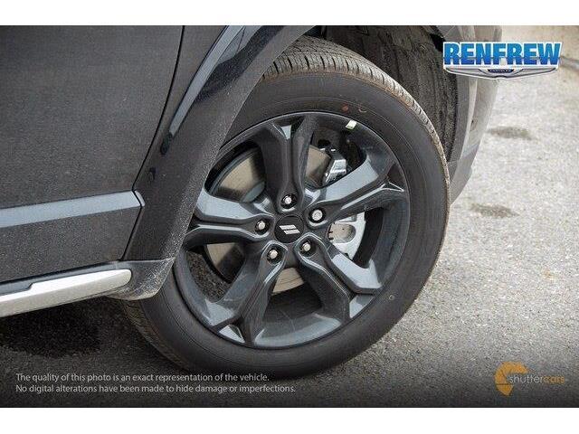 2018 Dodge Journey Crossroad (Stk: J205) in Renfrew - Image 7 of 20
