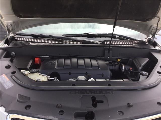 2012 Chevrolet Traverse 1LT (Stk: ) in Winnipeg - Image 16 of 16