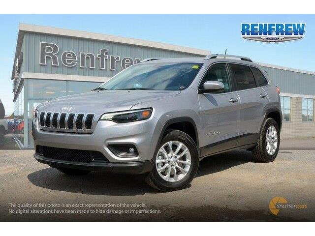 2019 Jeep Cherokee North (Stk: K018) in Renfrew - Image 2 of 20