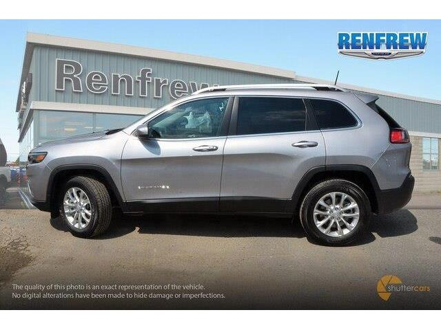 2019 Jeep Cherokee North (Stk: K018) in Renfrew - Image 3 of 20