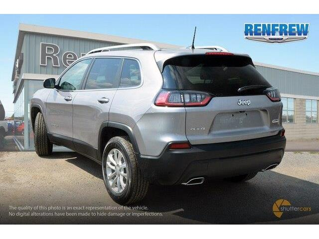 2019 Jeep Cherokee North (Stk: K018) in Renfrew - Image 4 of 20
