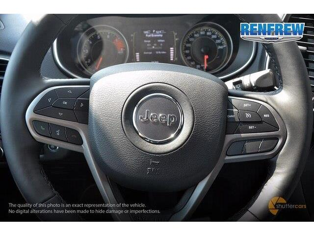2019 Jeep Cherokee North (Stk: K018) in Renfrew - Image 12 of 20