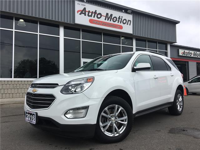 2016 Chevrolet Equinox LT (Stk: 19908) in Chatham - Image 1 of 21