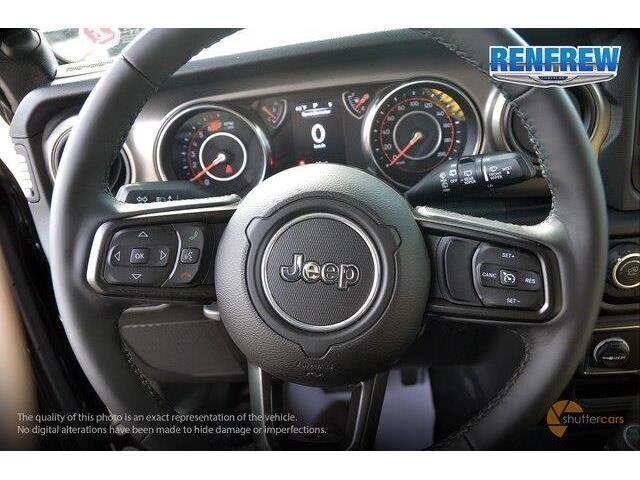 2018 Jeep Wrangler Unlimited Sport (Stk: J209) in Renfrew - Image 11 of 20