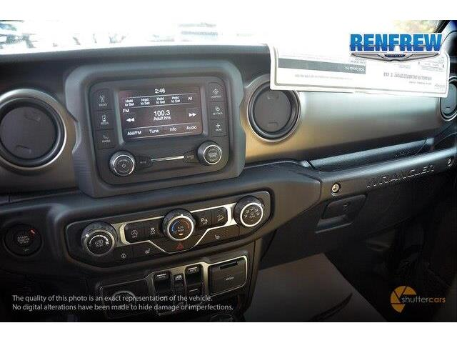 2018 Jeep Wrangler Unlimited Sport (Stk: J209) in Renfrew - Image 13 of 20