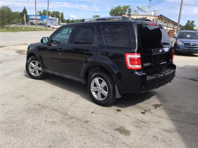 2010 Ford Escape Limited (Stk: ) in Winnipeg - Image 3 of 16