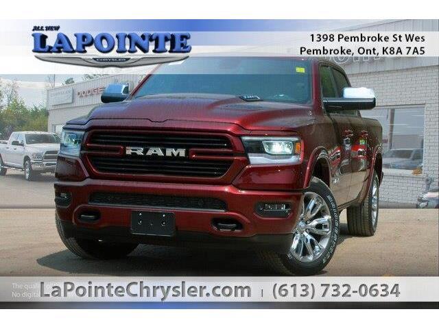 2019 RAM 1500 Laramie (Stk: 19443) in Pembroke - Image 1 of 20