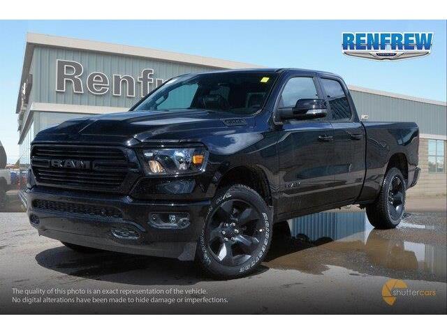 2019 RAM 1500 Big Horn (Stk: K314) in Renfrew - Image 2 of 20