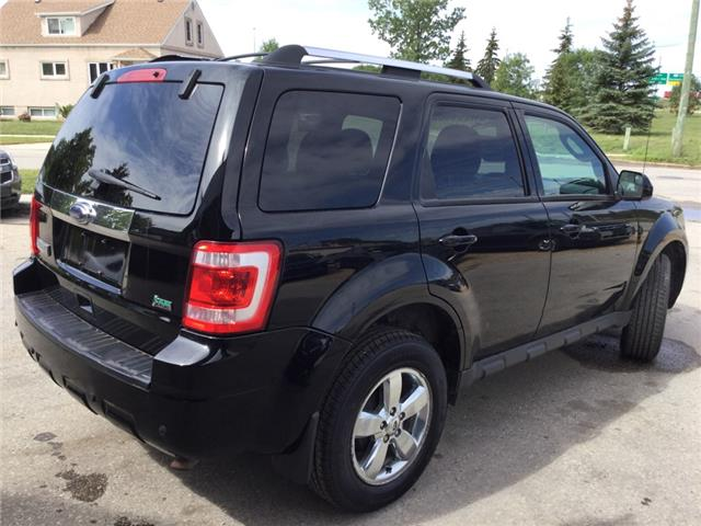 2010 Ford Escape Limited (Stk: ) in Winnipeg - Image 5 of 16