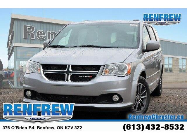2017 Dodge Grand Caravan CVP/SXT (Stk: SLH268) in Renfrew - Image 1 of 20