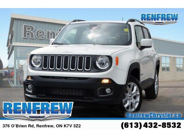 2018 Jeep Renegade North (Stk: J197) in Renfrew - Image 1 of 20
