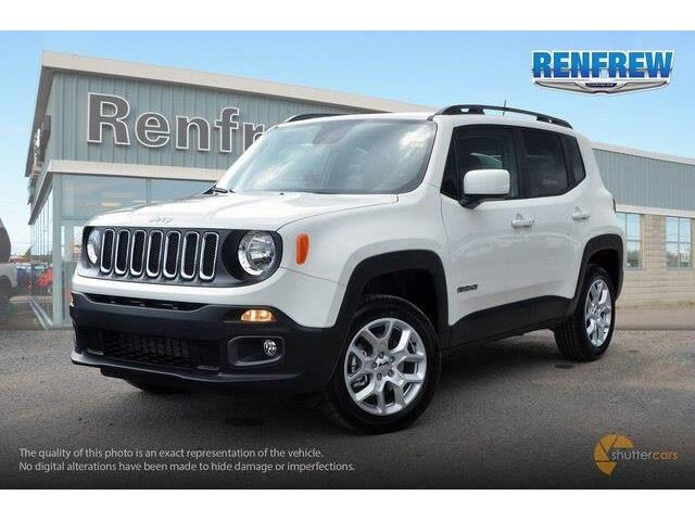 2018 Jeep Renegade North (Stk: J197) in Renfrew - Image 2 of 20