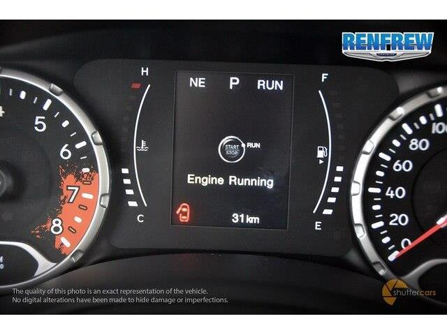 2018 Jeep Renegade North (Stk: J197) in Renfrew - Image 14 of 20