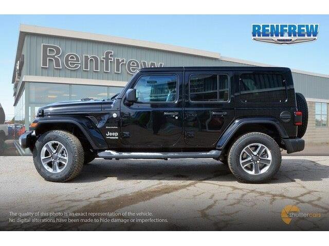 2019 Jeep Wrangler Unlimited Sahara (Stk: K204) in Renfrew - Image 3 of 20