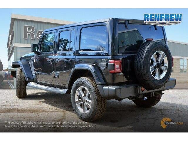 2019 Jeep Wrangler Unlimited Sahara (Stk: K204) in Renfrew - Image 4 of 20