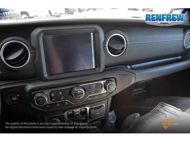 2019 Jeep Wrangler Unlimited Sahara (Stk: K204) in Renfrew - Image 14 of 20
