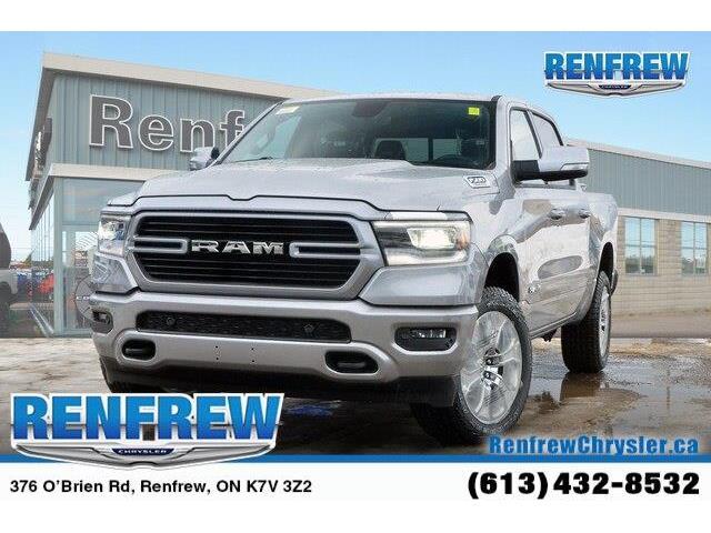 2019 RAM 1500 Big Horn (Stk: K177) in Renfrew - Image 1 of 20