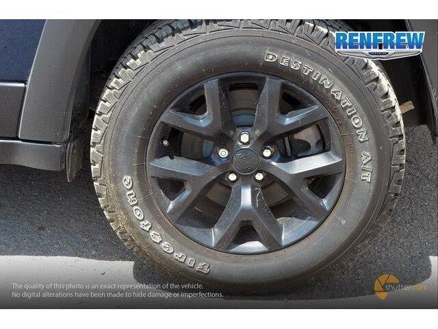2018 Jeep Cherokee Trailhawk (Stk: P1663) in Renfrew - Image 6 of 20