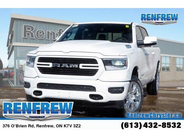 2019 RAM 1500 Big Horn (Stk: K152) in Renfrew - Image 1 of 20