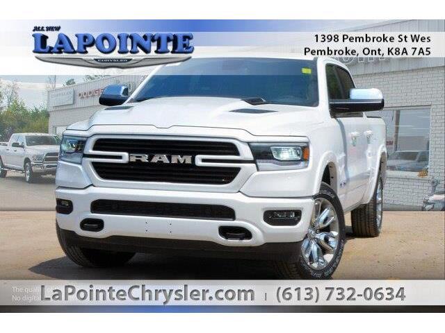 2019 RAM 1500 Laramie (Stk: 19451) in Pembroke - Image 1 of 20