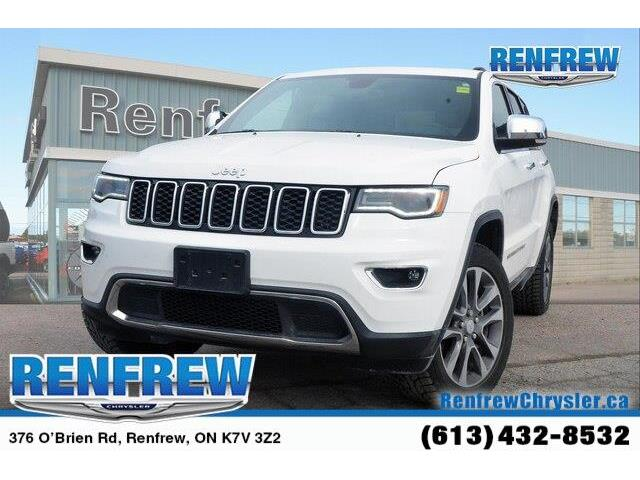 2018 Jeep Grand Cherokee Limited (Stk: SLJ067) in Renfrew - Image 1 of 20