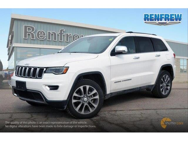 2018 Jeep Grand Cherokee Limited (Stk: SLJ067) in Renfrew - Image 2 of 20