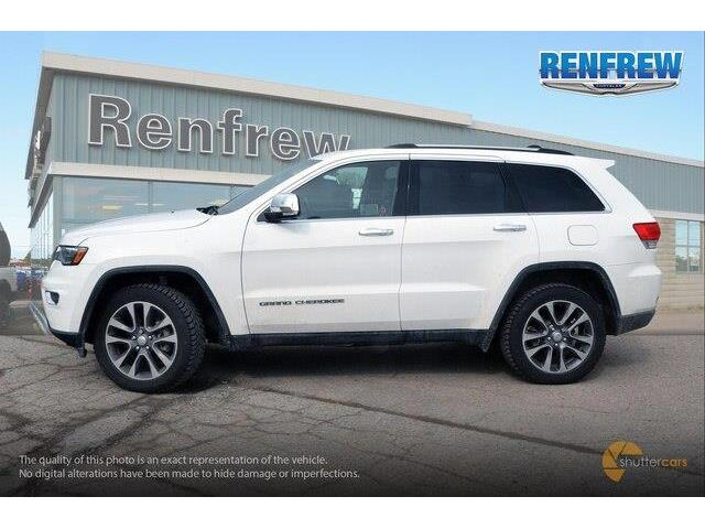 2018 Jeep Grand Cherokee Limited (Stk: SLJ067) in Renfrew - Image 3 of 20