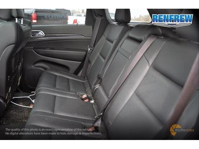 2018 Jeep Grand Cherokee Limited (Stk: SLJ067) in Renfrew - Image 7 of 20
