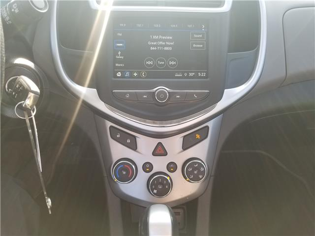 2018 Chevrolet Sonic LT Auto (Stk: N13512) in Newmarket - Image 19 of 23