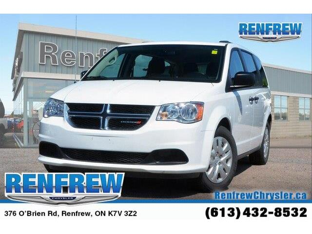 2017 Dodge Grand Caravan CVP/SXT (Stk: K062A) in Renfrew - Image 1 of 20