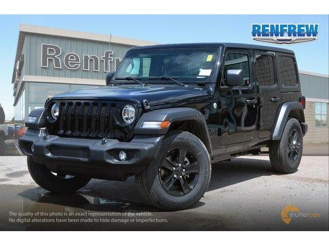 2019 Jeep Wrangler Unlimited Sport (Stk: K267) in Renfrew - Image 2 of 20