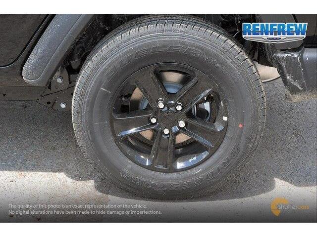 2019 Jeep Wrangler Unlimited Sport (Stk: K267) in Renfrew - Image 5 of 20